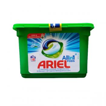 Ariel Capsulas Tudo em Um...