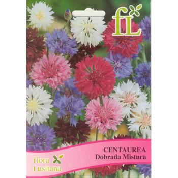 Centaurea Dobrada Mistura