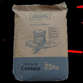 Farinha Centeio T 130  25 Kg