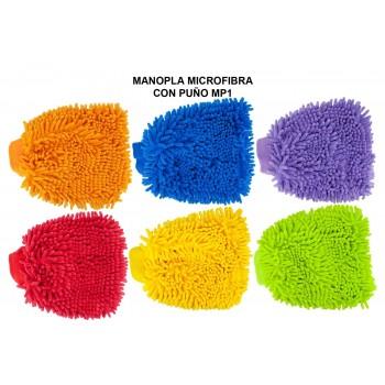 Pamex Luva Microfibra c/ Punho