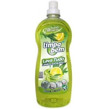 Limpa Bem Lava Tudo Limão &...