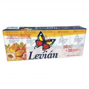 Lenços Papel Levian 10 x 10