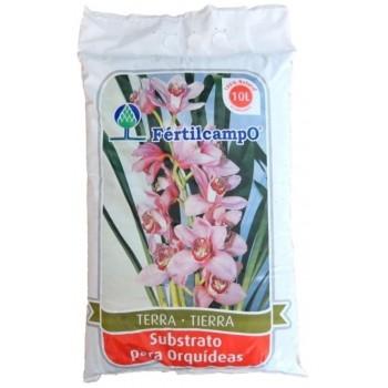 Terra Orquideas 10 lt