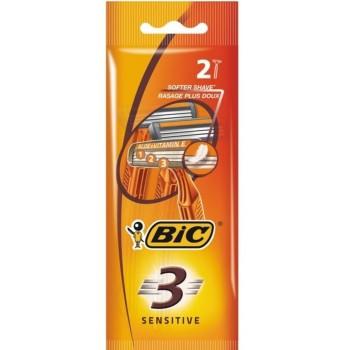 Bic Gillette Sensitive 3 PK2