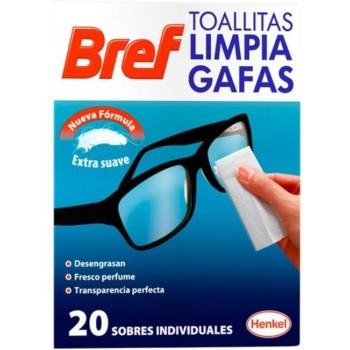 Bref Toalhitas Limpa Oculos...