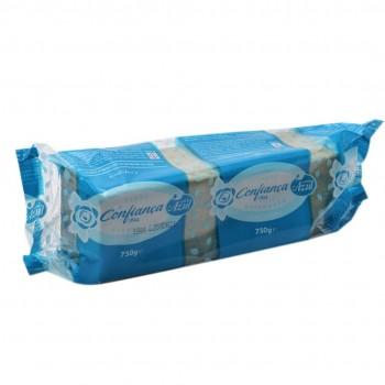 Confiança Sabão Azul 750Grs