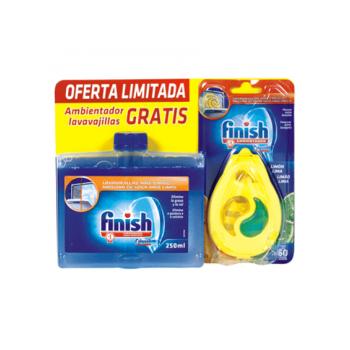 Finish Limpa Maquinas 250ML...