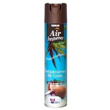 Ambientador Spray 300 ml Coco