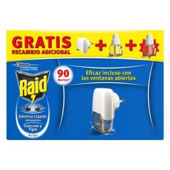 Raid Electrico 90 Noites c/...