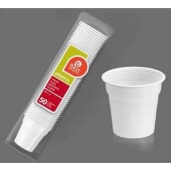 Copo Plast  80 cc (Cafe) 50...
