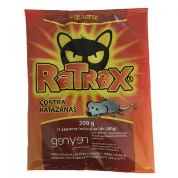 Ratrax Pellets 200 gr