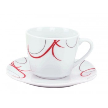 Conj 6 Chavenas café L310