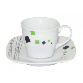 Conj 6 Chavenas café L680
