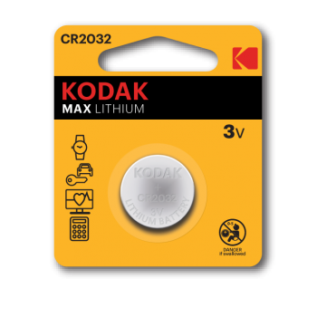 Kodak Pilha Ultra  2032  3V
