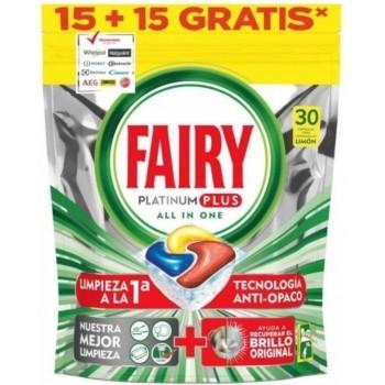 Fairy Pastilhas Platinum...
