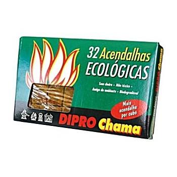 Acendalhas Ecológica...