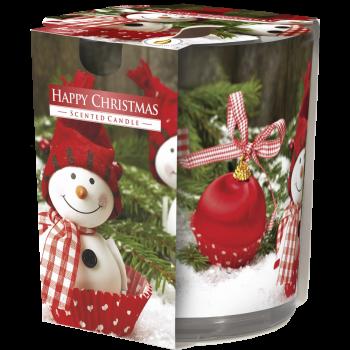 Vela Aromatica Feliz  Natal...