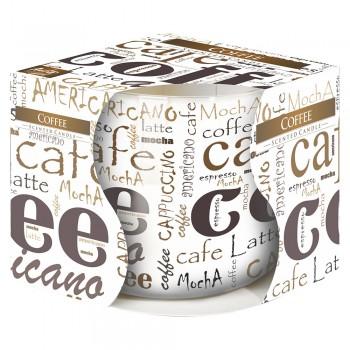 Vela Aromatica Café em Copo