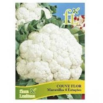 Couve Flor M. 4 Estações 10 Gr