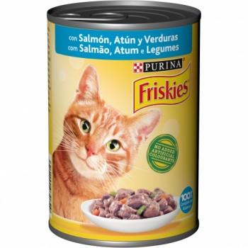 Friskies Gato Atum & Salmao...