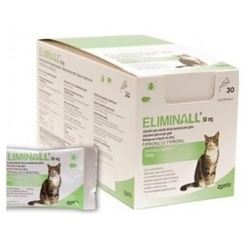 Eliminall Gato 50 Mg