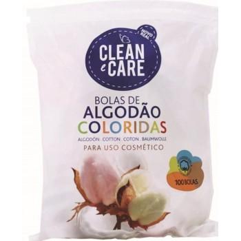 Clean & Care Bolas Algodao...