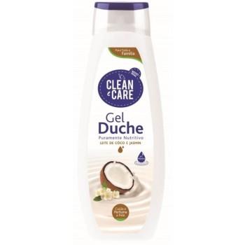 Clean & Care Gel Banho Coco...
