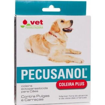 Coleira Cão Pecusanol 60 Cm