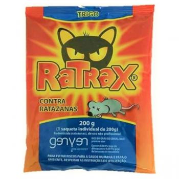 Ratrax Trigo Roxo 200 gr