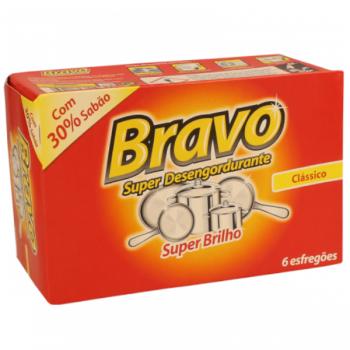 Esfregão Bravo