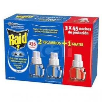 Raid Electrico 3 Recarga 45...