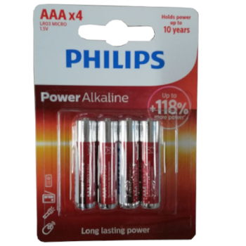 Pilha LR3 Philips