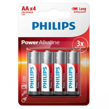 Pilha LR6 Philips