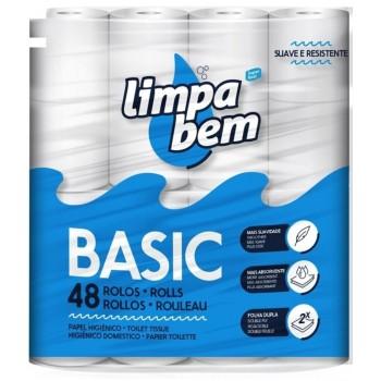 Limpa Bem Papel Higienico...