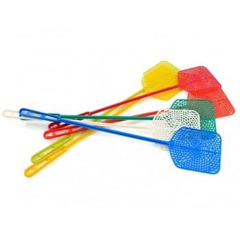 Pá Mata Móscas Plástico