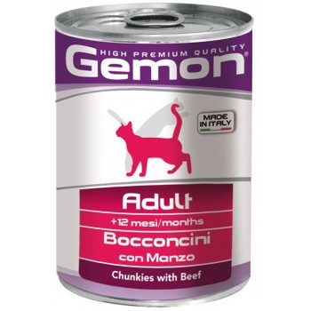 Gemon Alimento Gato Carne...