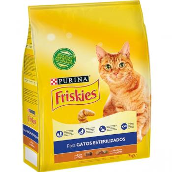 Friskies Gato Esterilizado...