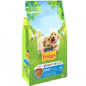 Friskies Cão Vitalit Junior...