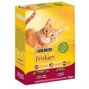 Friskies Gato Carne 400 gr