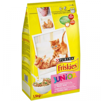 Friskies Gato Junior 1.5 Kg