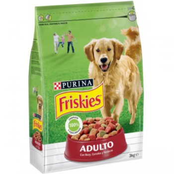 Friskies Cao Adulto Carne 3...