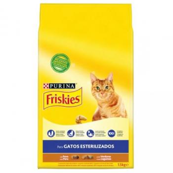 Friskies Gato Esterelizado...
