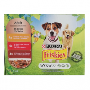 Friskies Cao Adulto...