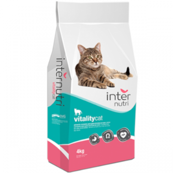 Internutri Vitality Cat 4 Kg