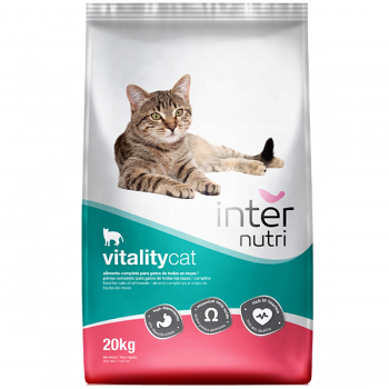 Internutri Vitality Cat 20 Kg