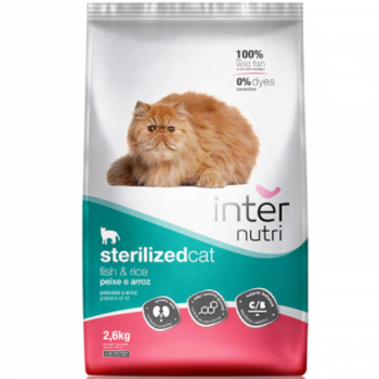 Internutri Cat Sterilized...
