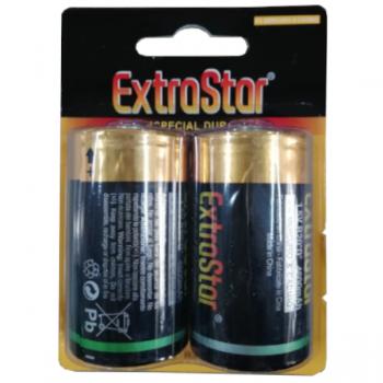 Pilhas R20 Extrastar