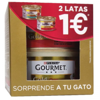 Purina Gourmet Gold Tomate...