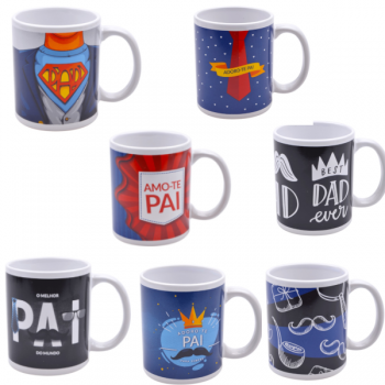 Caneca Porcelana Dia Do Pai
