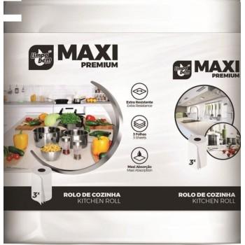 Limpa Bem Rolo Cozinha Maxi...
